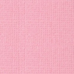 Кардсток текстурированный Сладкая вата (св.розовый), 30,5*30,5 см, 216 гр/м, 1л.