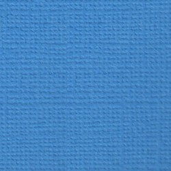 Кардсток текстурированный  Морская пучина (лазурный), 30,5*30,5 см, 216 гр/м, 1л.