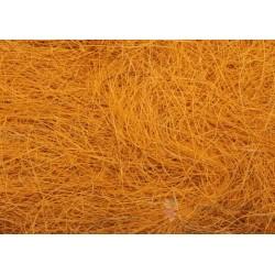 """Сизалевое волокно """"Blumentag"""", цвет оранжевый, 20 г ± 3 г"""