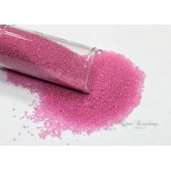 Микробисер, цвет розовый, 0.6-0.8 мм, 30 г