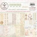 Набор бумаги для скрапбукинга BABY. 18 двустор. листов, 190 г/м, 15*15 см