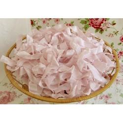 "Шебби-лента, цвет ""Розовая орхидея"", 1м"