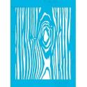 Трафарет «Срез дерева», 15*20см