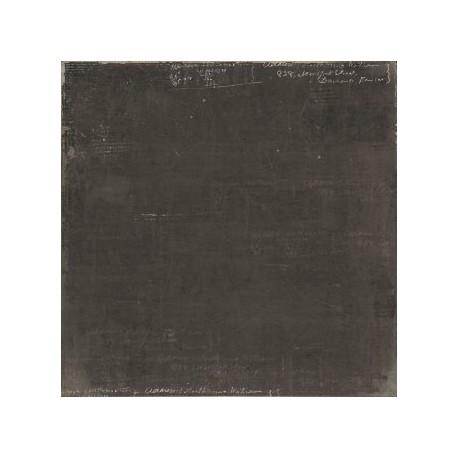 """Бумага для скрапбукинга 30,5х30,5 см 200 гр/м одностор Каралики """"На перроне"""", 1л."""