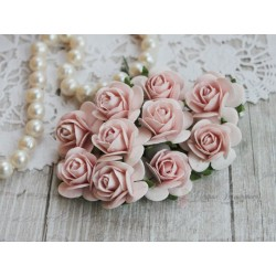 Роза Мальбери, цвет нежно-розовый, 1 цветок