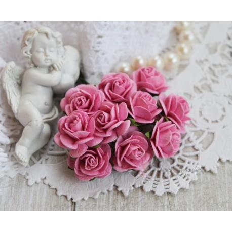 Роза Мальбери, цвет розовый, 20мм, 1 цветок