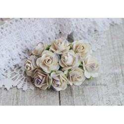 Роза Мальбери, цвет бледно-лиловый, 20мм, 1 цветок