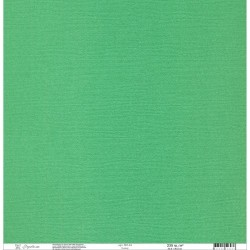 "Кардсток текстурированный ""Рукоделие"" 235г/м2, 305х305мм, 1 лист, клевер BO-24"