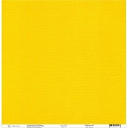 "Кардсток текстурированный ""Рукоделие"" 235г/м2, 305х305мм, 1 лист, одуванчик BO-12"