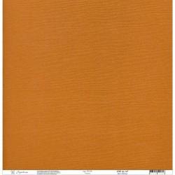 """Набор текстурированной бумаги""""Рукоделие"""" 235г/м2, 305х305мм, 1 лист, ржавый BO-06"""
