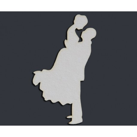 Чипборд Жених и невеста