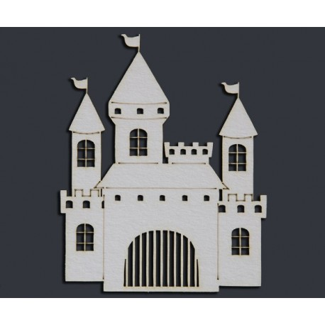 Чипборд Замок