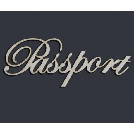 Чипборд Passport