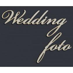Чипборд Wedding foto