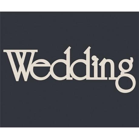 Чипборд Wedding №2