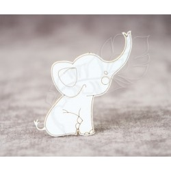 Чипборд Слоненок 1