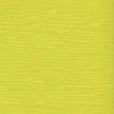 Кардсток текстурированный Желтовато-зелёный, 30,5*30,5 см, 216 гр/м, цена за 1 лист