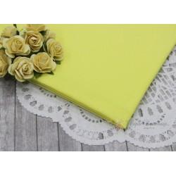 Ткань Стрейч, желтая, 49*56см.