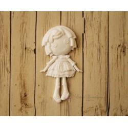 "Пластиковая фигурка ""Кукла"", 39*22 см"