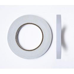 Скотч двухсторонний тонкий 19 мм — 50 м