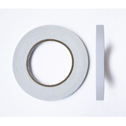 Скотч двухсторонний тонкий 25 мм — 50 м