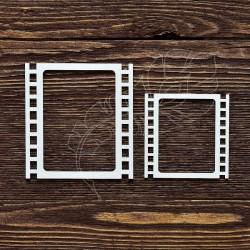 """Чипборд """"Фото кадр"""", 2 элемента"""