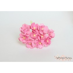 Лютики, цвет Розовый, 2см, 10шт
