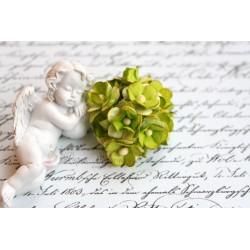 Лютик, зеленый, 1.5см, 10 цветочков