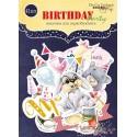 Набор высечек для скрапбукинга 41шт от Scrapmir Birthday Party