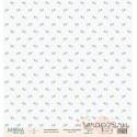 Лист бумаги для скрапбукинга 30,5х30,5 см 190 гр/м односторон Fancy Spring 12652