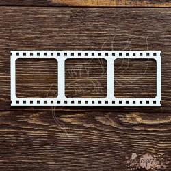 Чипборд Фотопленка,  15*5,5 см,  CB012