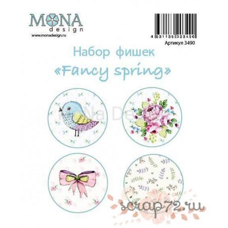 """Набор фишек """"Fancy Spring"""""""