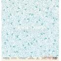 Лист бумаги для скрапбукинга 30,5х30,5 см 190 гр/м односторон Sea fantasy - Sea party