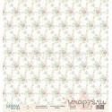 Лист бумаги для скрапбукинга 30,5х30,5 см 190 гр/м двусторон Pattern - Chic wedding