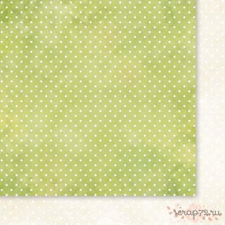 "Двусторонняя бумага ""Gra w kolory II 01"", 30.5*30.5см, 200гр/м"