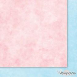 """Двусторонняя бумага """"Gra w kolory 05"""", 30.5*30.5см, 200гр/м"""