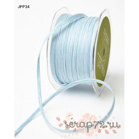 Рафия от May Arts, цвет нежно-голубой, 90см
