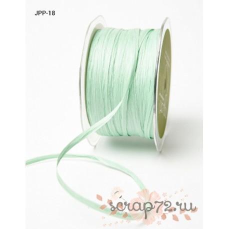 Рафия от May Arts, цвет мятный, 90см