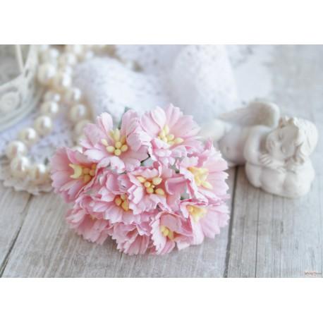 Маргаритка, цвет нежно-розовый, 25мм, 1шт