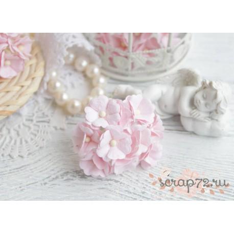 Лютик, цвет светло-розовый, 1.8см, 1 цветочек