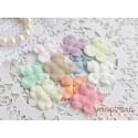 Набор гортензий, цвет пастельный микс, 2.5см, 10шт