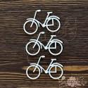 Набор велосипедов (5х3,1см(размер 1 велосипеда)), CB293