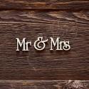 Mr & Mrs (7,2х2 см), CB499