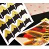 Уголки для фотографий, цвет белый, 1л, 24 уголка