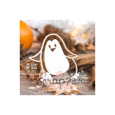 Чипборд пингвин Hc-077