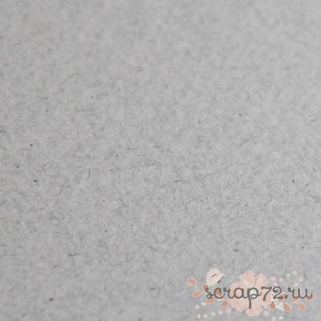 Кардсток текстурированный, цвет серый, А4, 250 гр/м