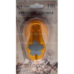 Дырокол фигурный HB 2.5 см №4 - лотос