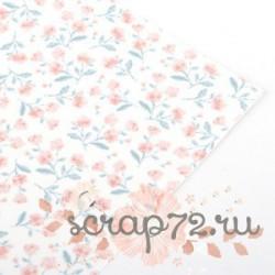 Хлопок Dailylike 153 Rose garden 55*45см