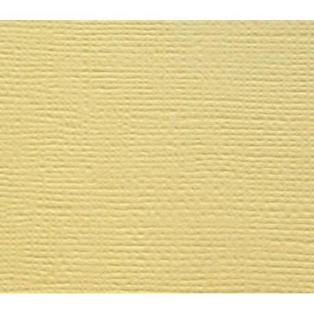 Кардсток текстурированный БЛЕДНО-ПЕСОЧНЫЙ, 30,5*30,5 см, 1 лист, 216 гр/м