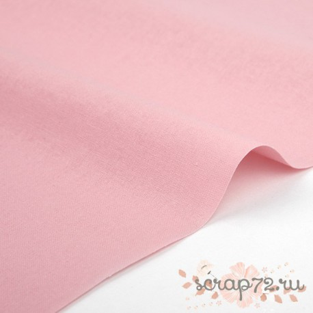 Хлопок Dailylike 223 Charming pink, отрез 55*45см